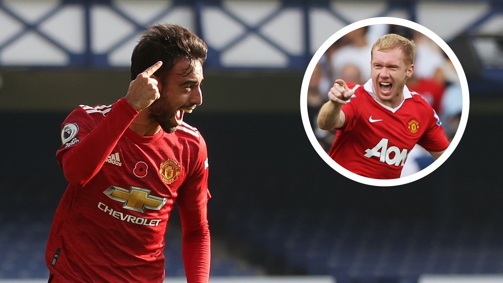 Scholes was one of the best midfielders in the world' - Fernandes eager to emulate  Man Utd legend   Goal.com