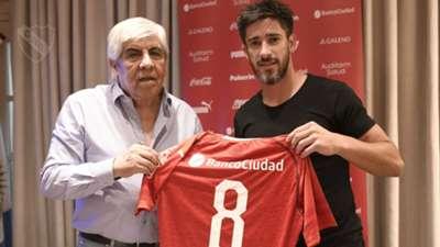 Pablo Perez Presentancion Independiente 21012019
