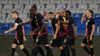 Etebo, Belhanda, Mbaye Diagne - Galatasaray