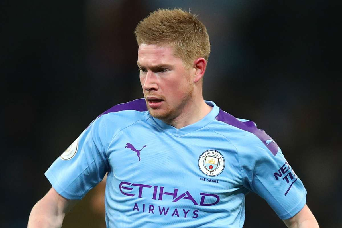 I'm going to take two years more' - Man City star De Bruyne vows ...