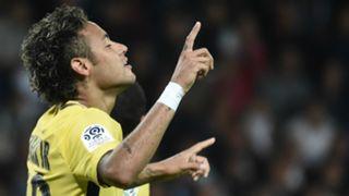 Neymar Guingamp PSG Ligue 1 13082017
