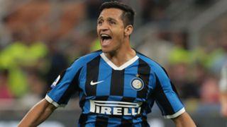 Alexis Sanchez Inter