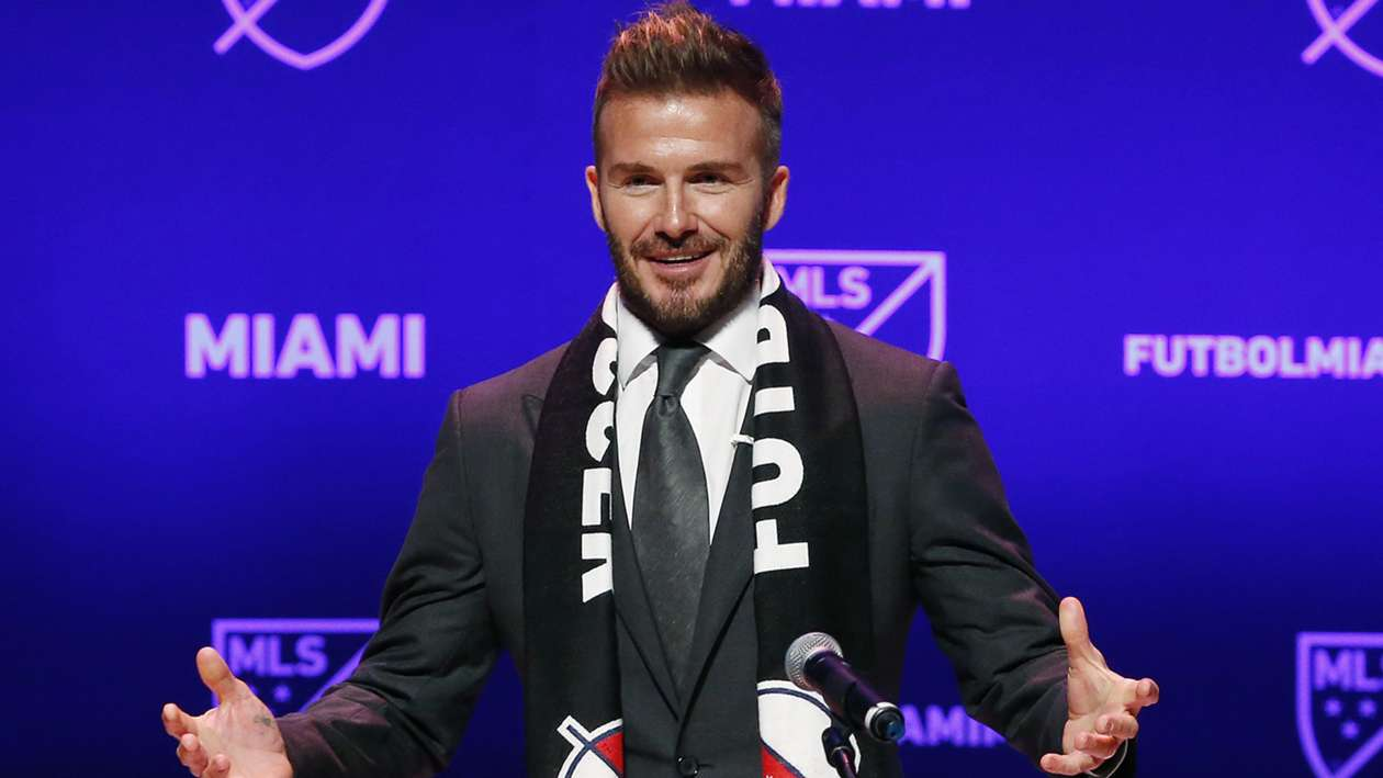 Beckham's Inter Miami to play LA Galaxy in MLS home opener (2019)