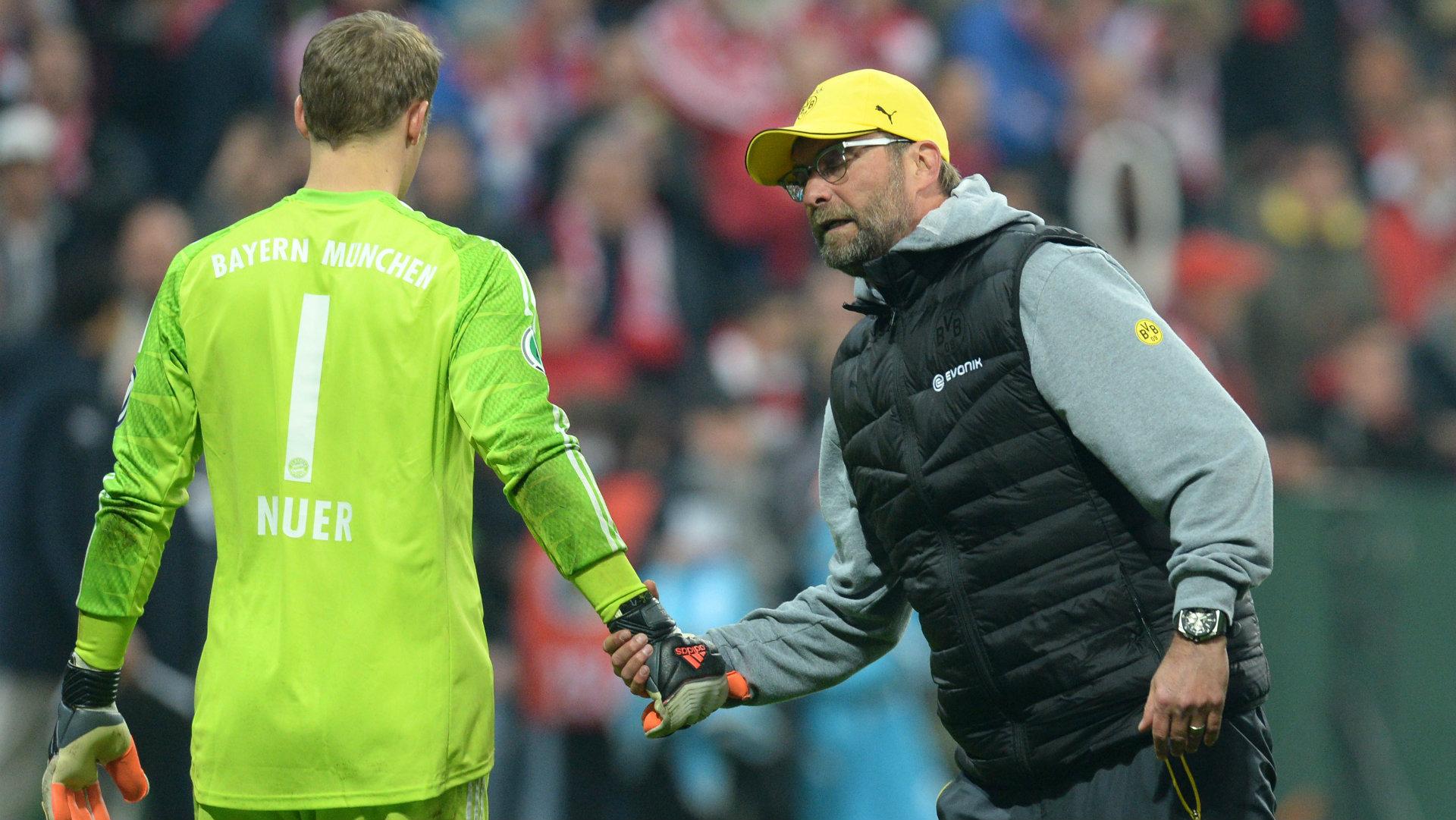 Quality won UEFA Champions League for Bayern Munich, Klopp says