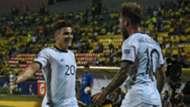 Argentina Uruguay Preolimpico U23 03022020