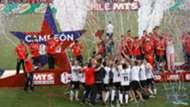 Colo Colo campeón Copa Chile en Superclásico 2019-20