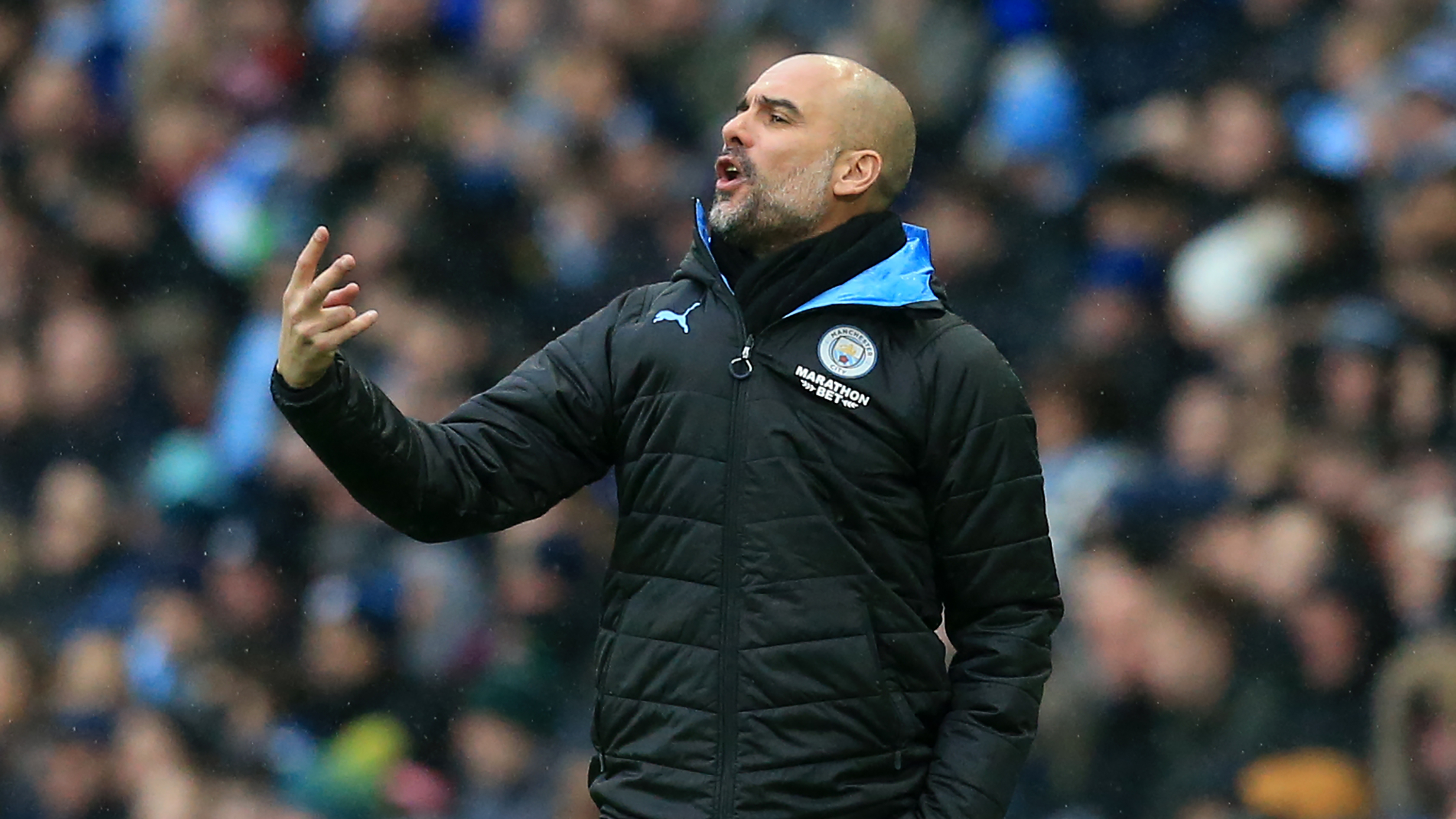 Man City boss Guardiola reveals the titles he aims to win