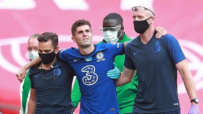 Christian Pulisic injury 2019-20