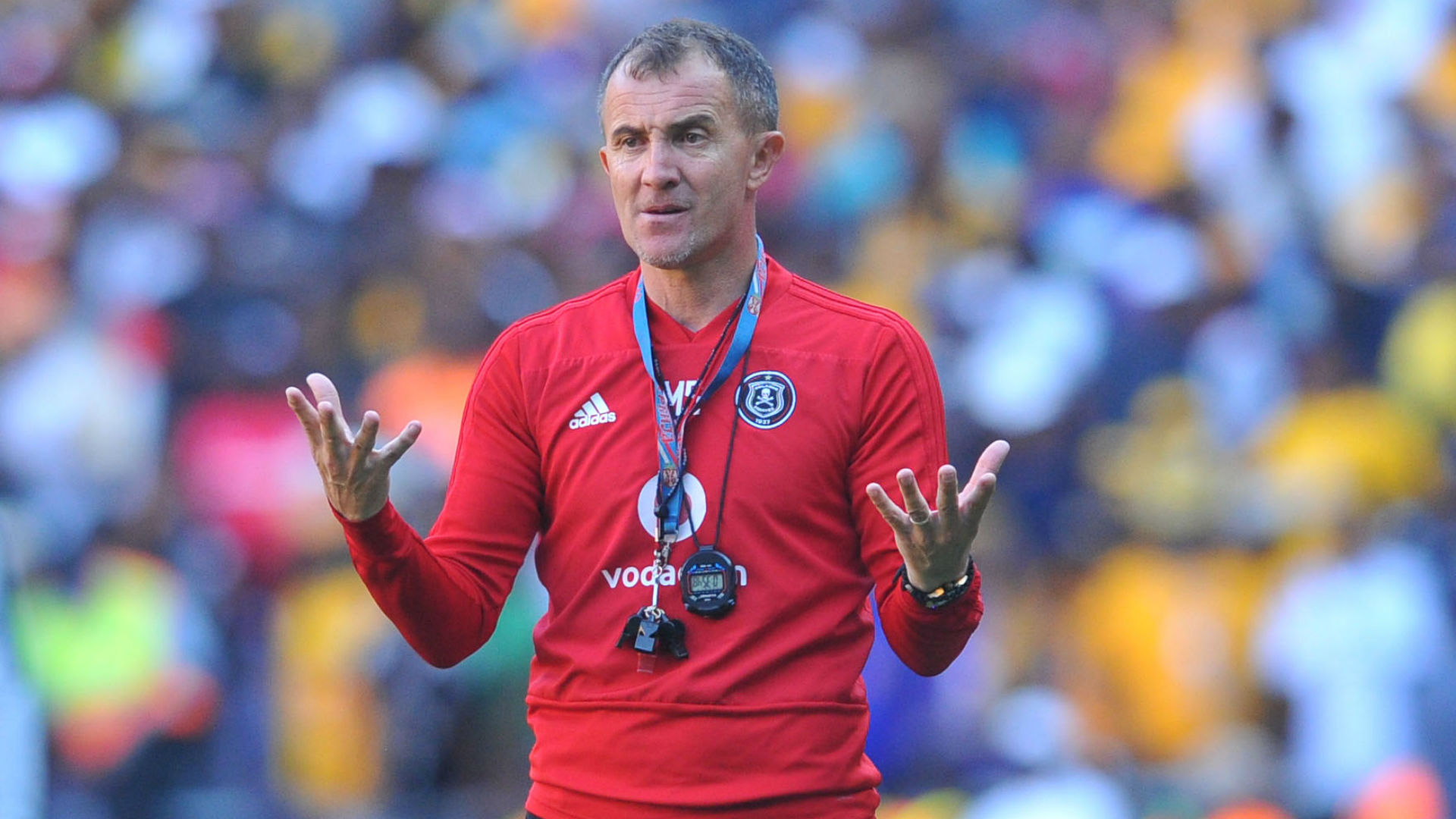 Sredojevic: Former Orlando Pirates mentor reportedly appointed new Zambia coach