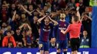 Sergi Roberto Barcelona Real Madrid LaLiga 06052018