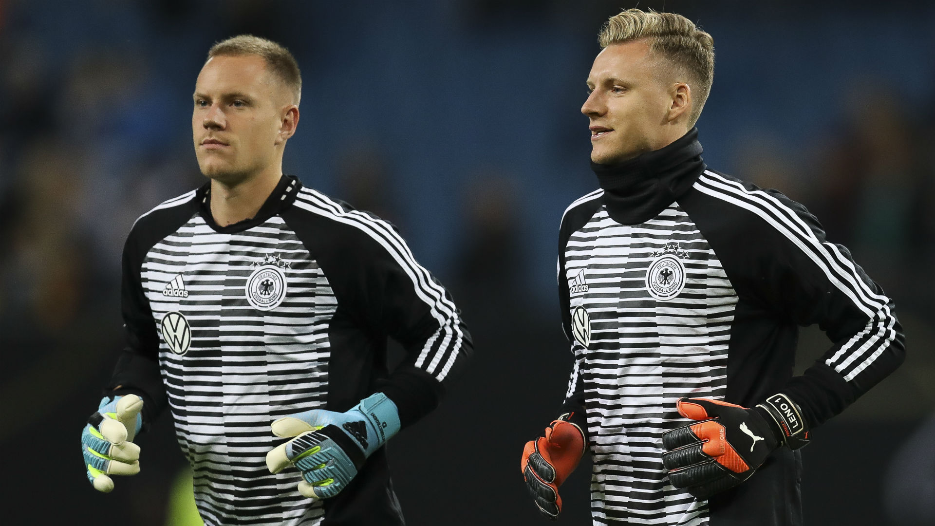'Playing in same academy as Ter Stegen and Leno helped me' – Nigeria's Okoye