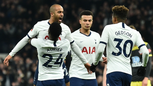El resumen del Tottenham 3-2 Southampton, de la FA Cup: vídeo, goles y estadísticas | Goal.com