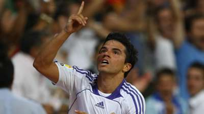 Javier Saviola Real Madrid 2007