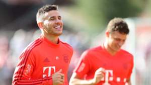 "Bayern Munich - Lucas Hernandez : ""J'avais envie de me mettre en danger"""