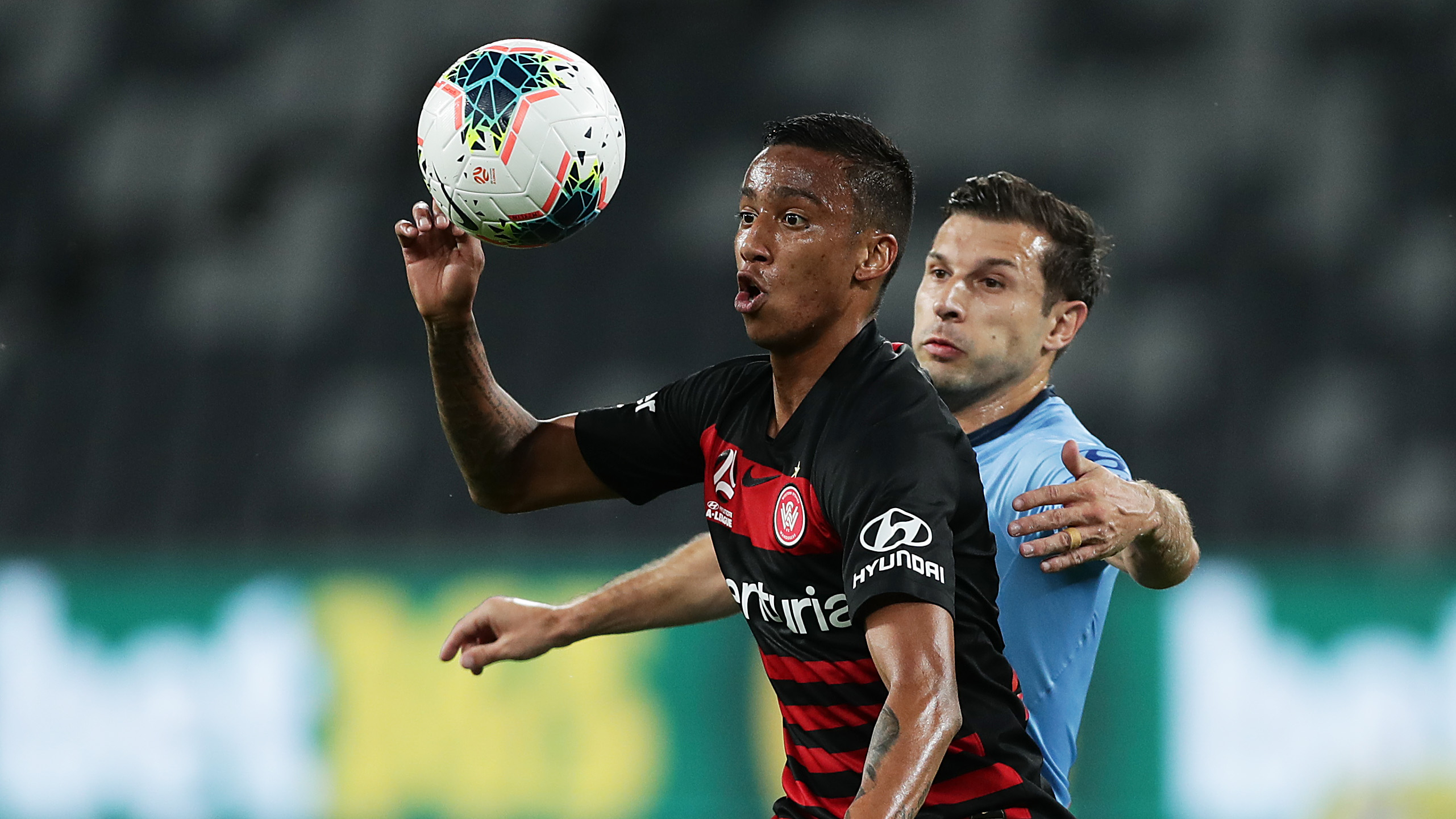 A-League and Australian football news LIVE: Wanderers continue derby rebound