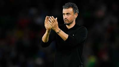 Luis Enrique Spain England Nations League 2018