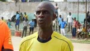 Liberian referee Josephus Torjilar