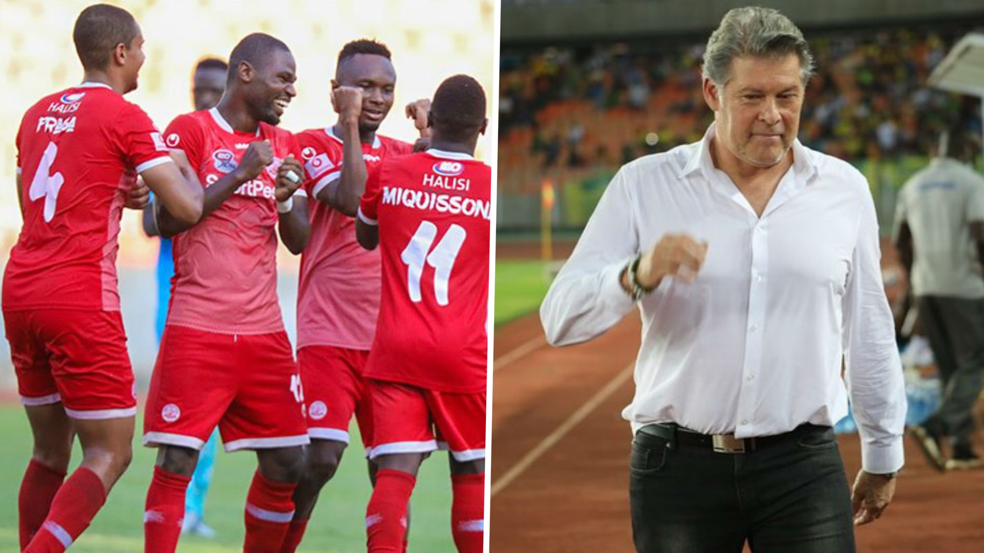Eymael: Yanga SC coach congratulates Simba SC, reveals why they retained title