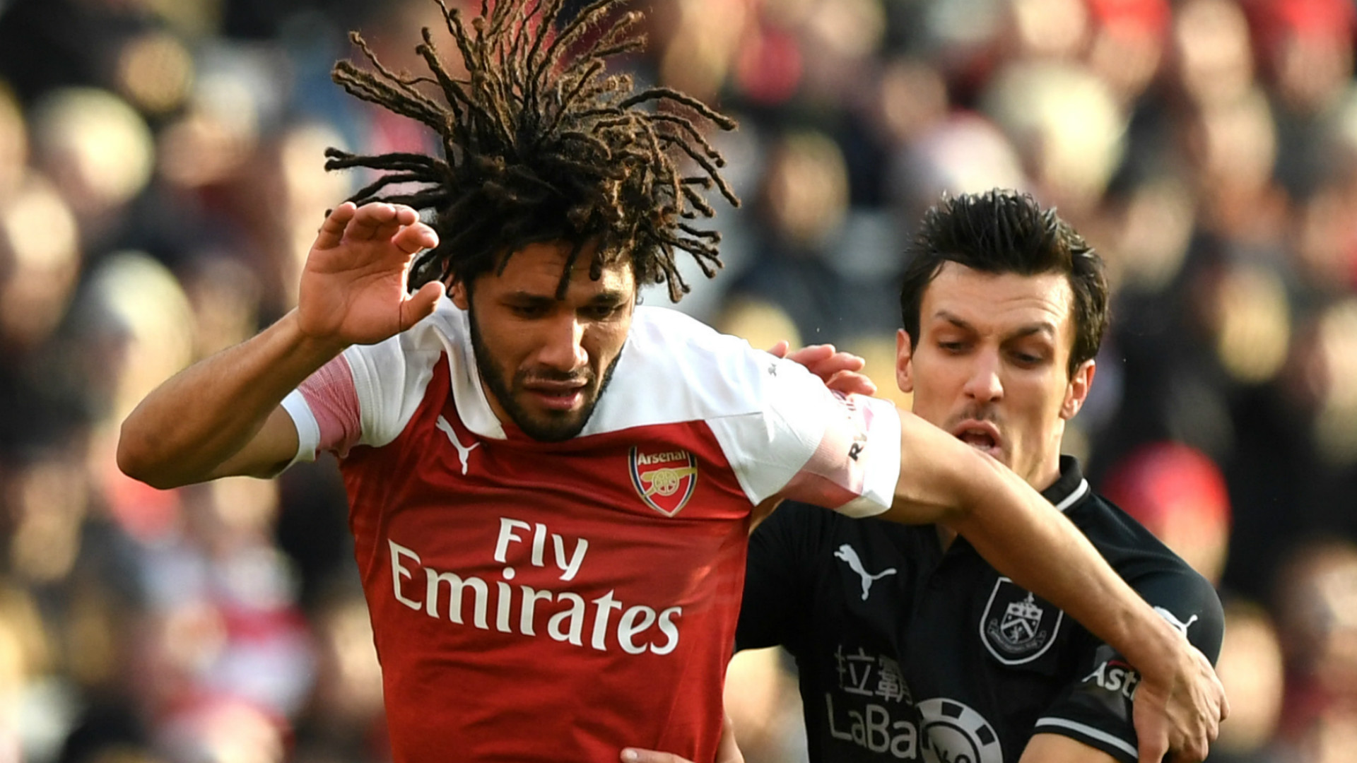 Elneny makes scoring return for Arsenal against MK Dons
