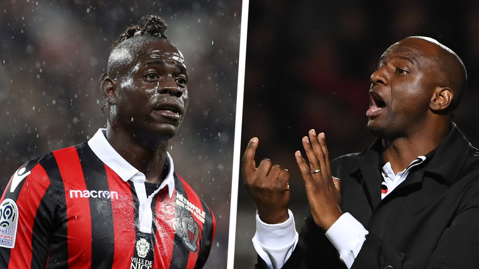 Vieira: It was really difficult for Balotelli and I to work together