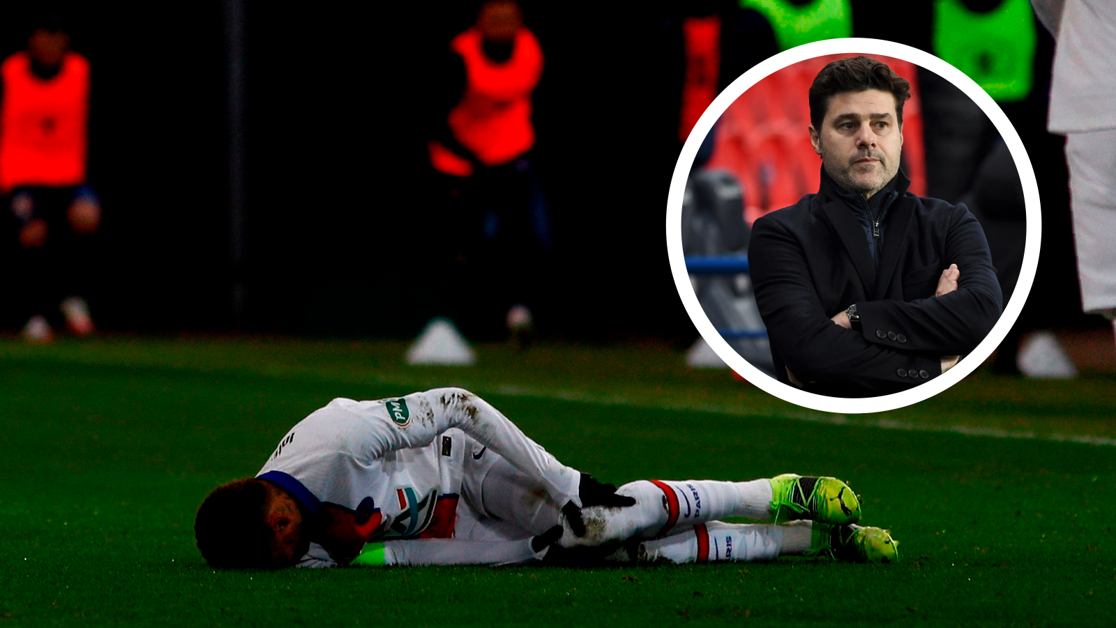 Pochettino ponders 'lack of protection' for Neymar after PSG star's worrisome adductor injury