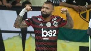 Gabigol Flamengo Ceará Brasileirão 26 08 2019