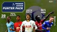 22Bet Premier League Punter Pack