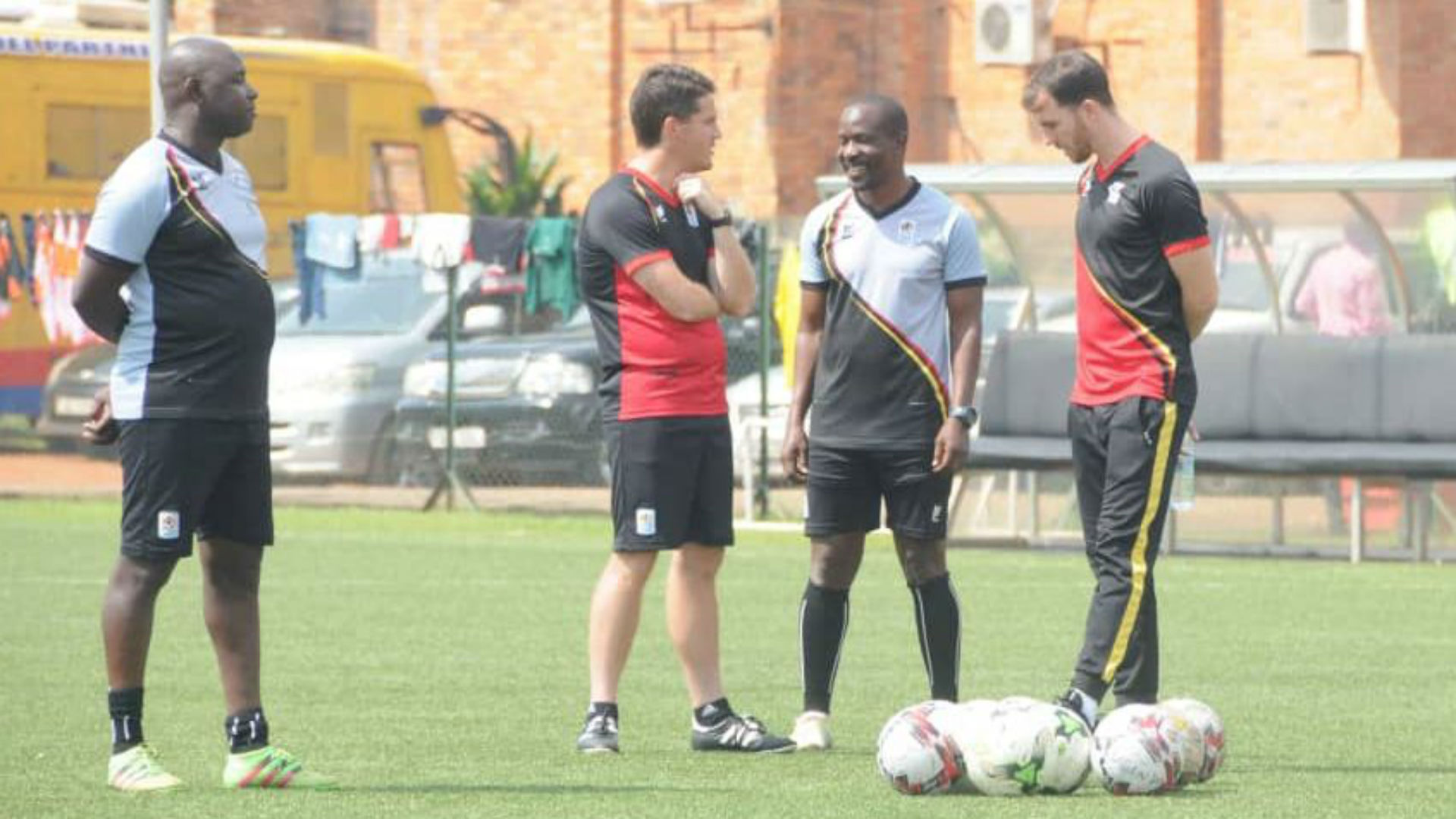 'Everyone one is focused, determined' – McKinstry assesses Uganda's Chan preparedness