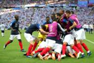 France Argentina World Cup 2018