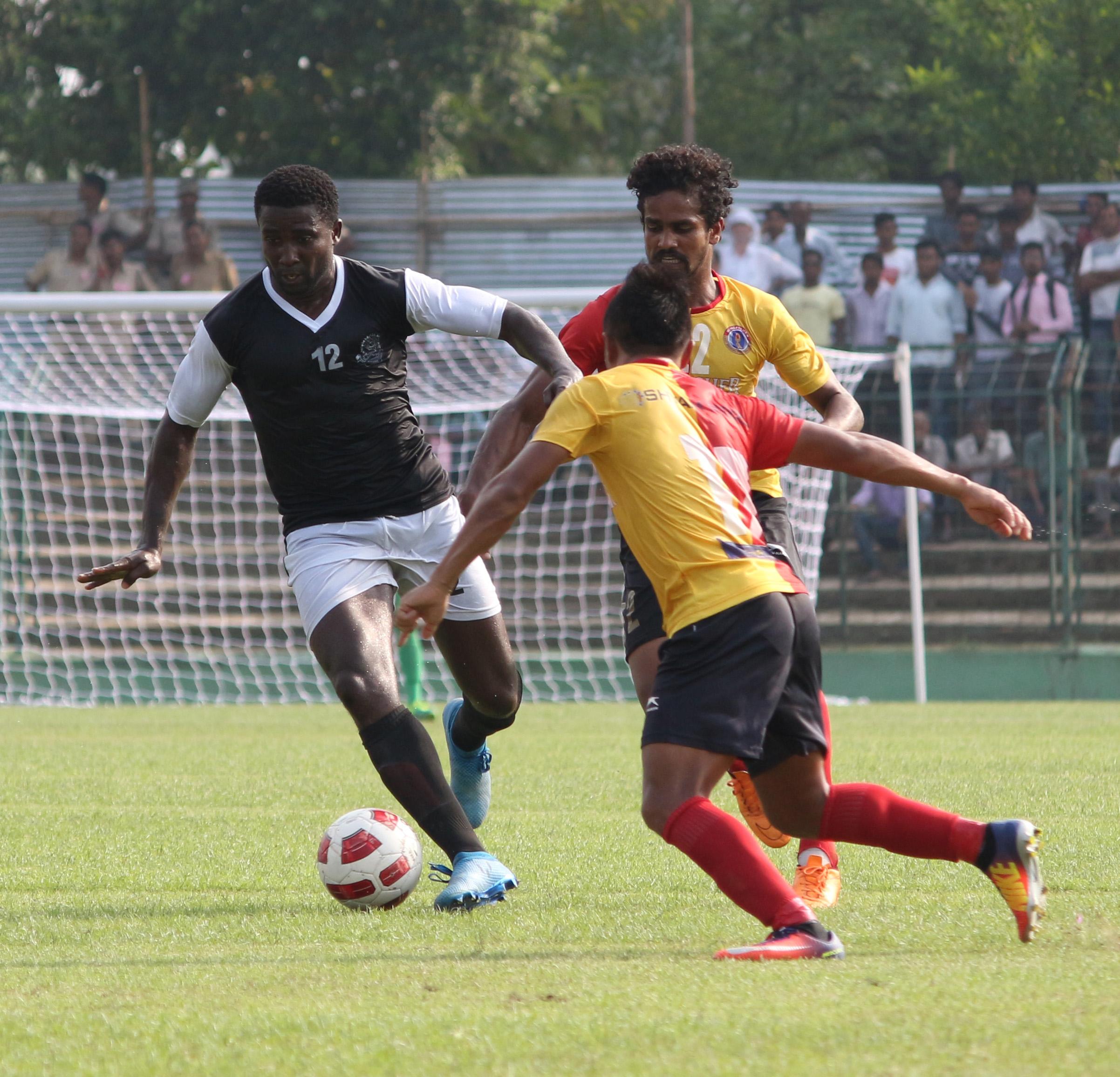 East Bengal vs Mohammedan