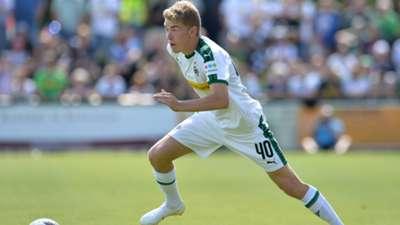 GERMANY ONLY Andreas Poulsen Borussia Mönchengladbach 0818