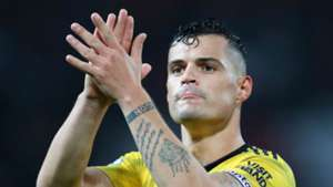 Emery keen to bring Xhaka back for Arsenal as he reveals positive talks with disgruntled midfielder