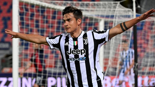 Dybala Juventus 2021