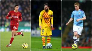 GFX Team of the Year FIFA 20