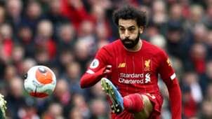 Mohamed Salah Liverpool Bournemouth 2019-20