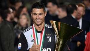 serie a Cristiano ronaldo trophy