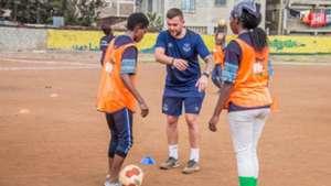 Everton visit to Kenya 1