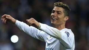Cristiano Ronaldo Real Madrid Bayern Champions League 01 05 2018