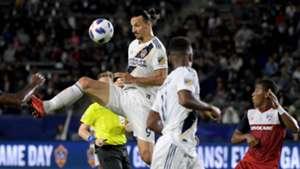 Zlatan Ibrahimovic LA Galaxy FC Dallas MLS 2018