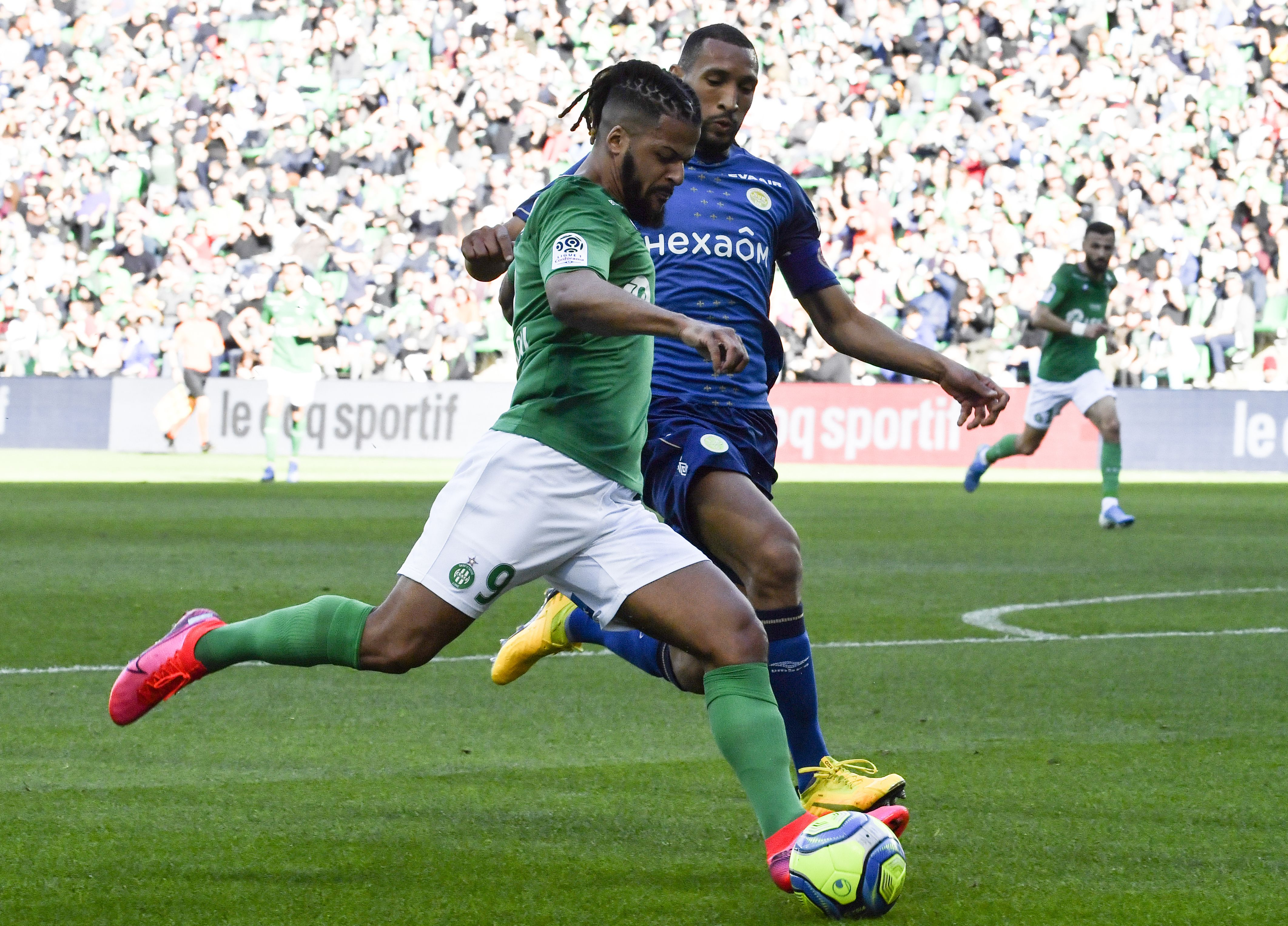 Saint-Etienne-Reims (1-1) - Ces Verts semblent maudits