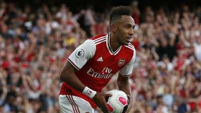 Pierre Emerick Aubameyang Arsenal Tottenham