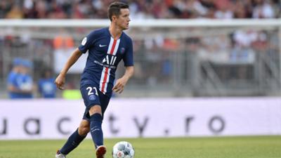 Ander Herrera, Nuremberg - Paris Saint-Germain, le 20 juillet 2019