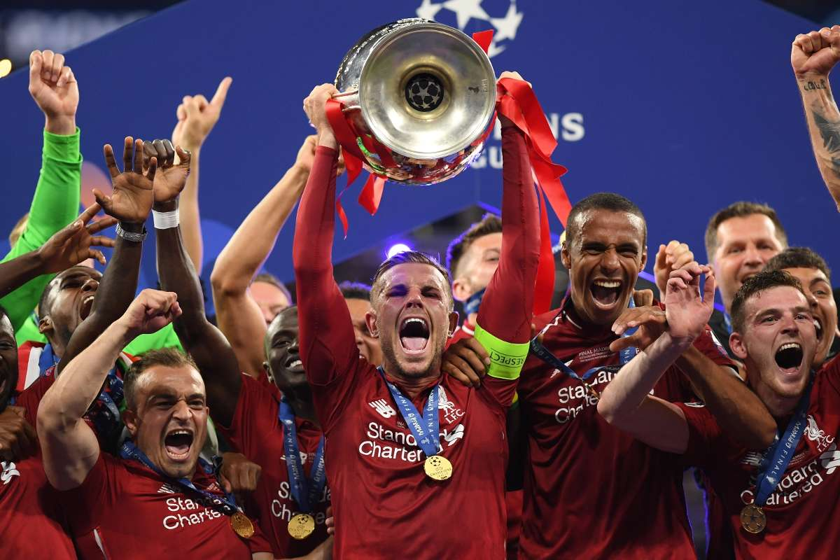 champions league 2018 19 live tables fixtures squad list results goal com champions league 2018 19 live tables