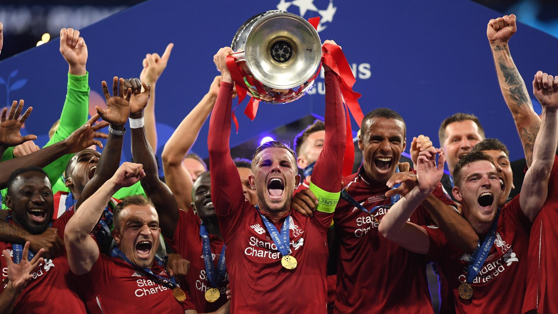 List of UEFA club competition winners