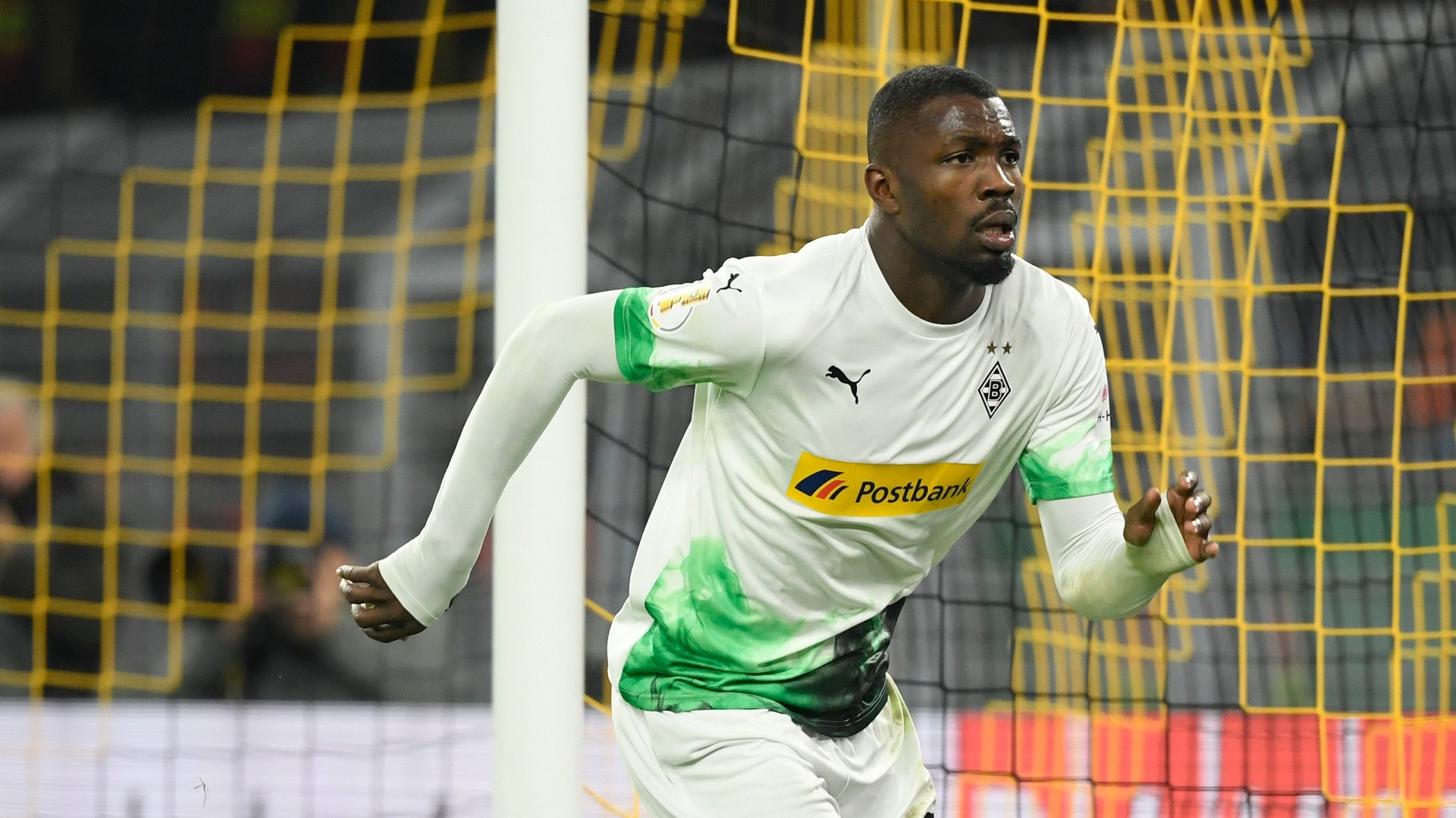 Who is Marcus Thuram? Lilian's son who is top of the Bundesliga ...