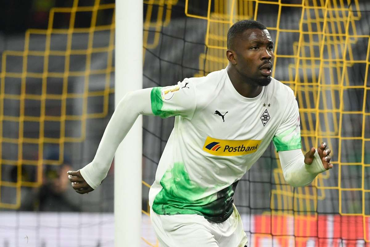Thuram vows Gladbach will learn from spurned Real Madrid lead - before  jabbing at father Lilian's scoring record | Goal.com
