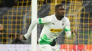 Marcus Thuram Borussia Monchengladbach 30102019