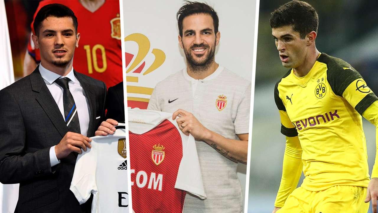 Premier League January transfers 2019