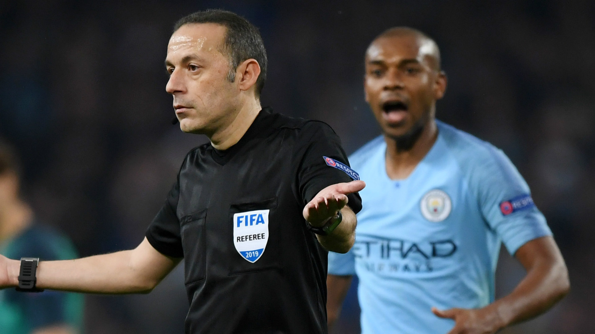 Man City 4 3 Tottenham Var Has Ruined Everything Spurs Stun City In Champions League Epic Goal Com