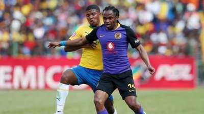 Lyle Lakay, Sundowns & Siphiwe Tshabalala, Kaizer Chiefs, August 2018